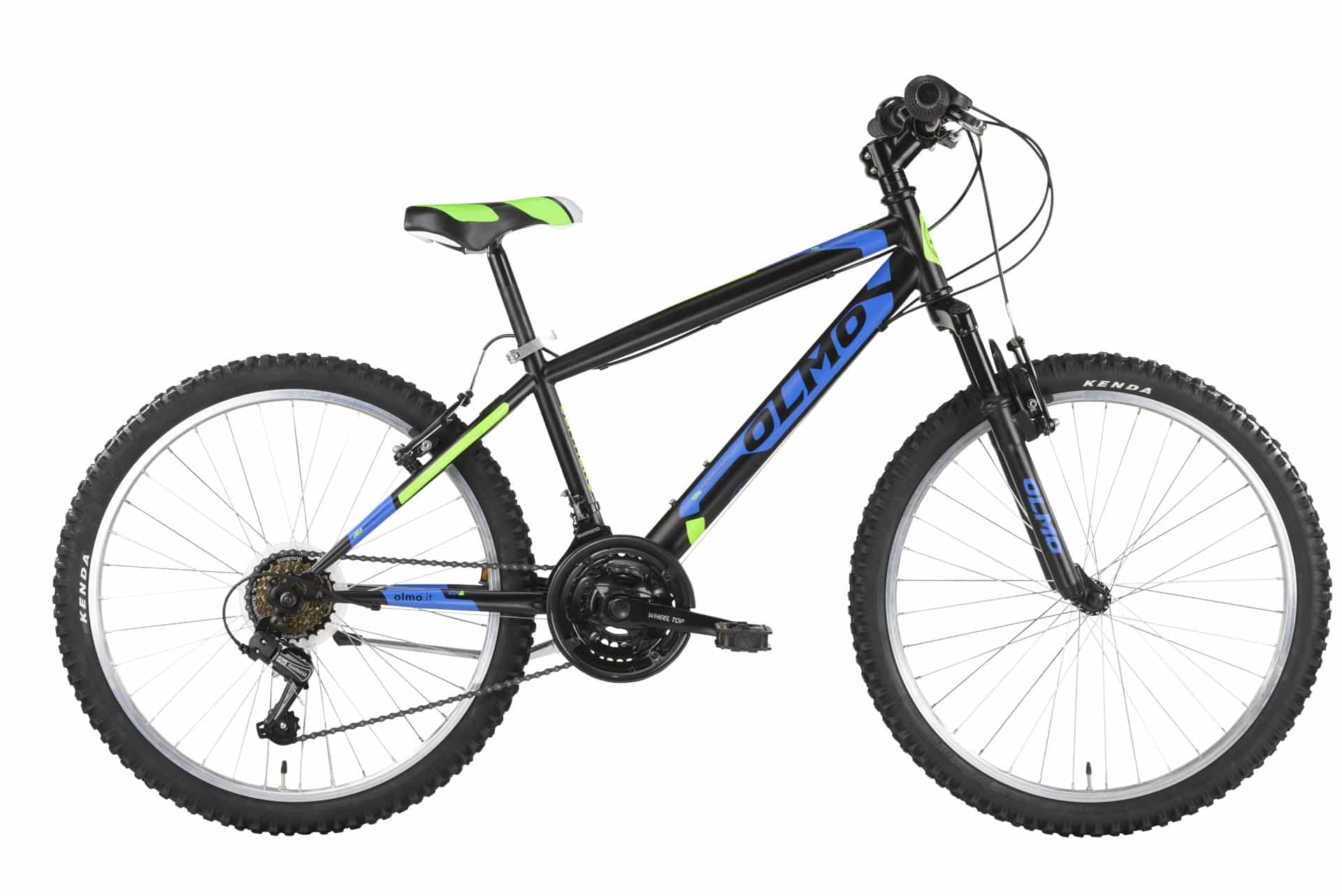 Ro7118 M Sentiero 24 Mtb 3x6 Bici Olmo